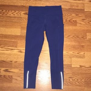 Lululemon Fast & Free 7/8 Tights